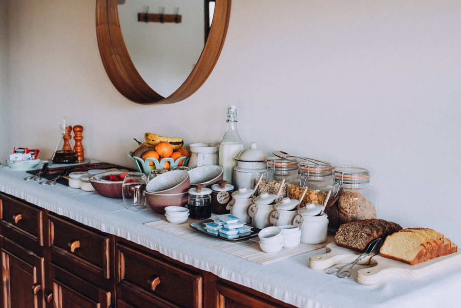 Buffet-desayuno
